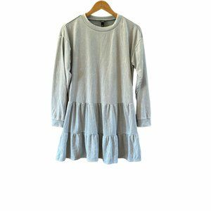 Long Sleeve Blue Sweater Dress Wild Fable Comfy